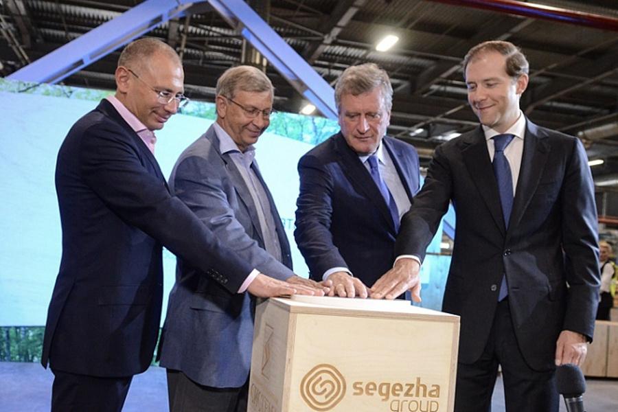 ВКиров сегодня приезжал министр индустрии иторговли Российской Федерации Денис Мантуров